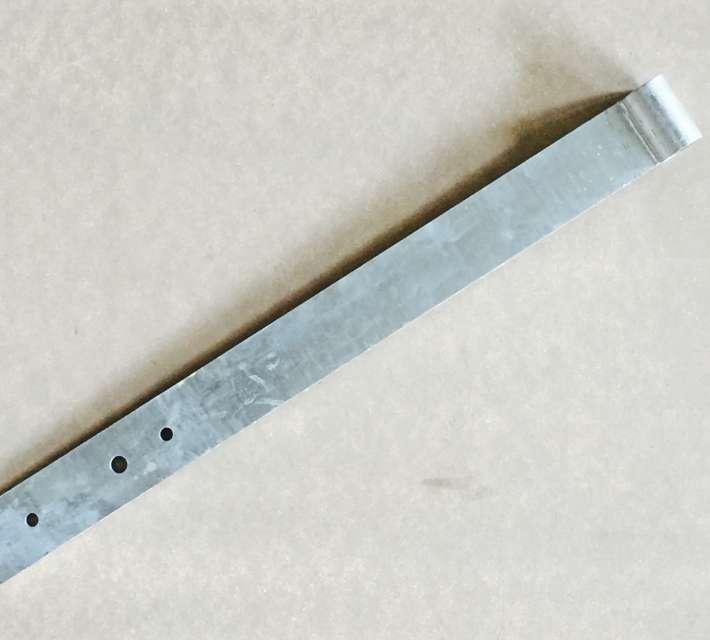 L-extensie (gegalvaniseerd veerstaal)